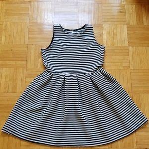 Girl Formal or Casual Sleeveless Summer Dress, XL